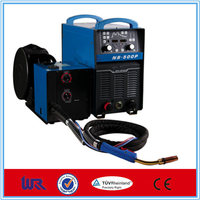 500A digital double pulse mig mag welding machine/mig welding machine/aluminum welding machine