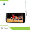 5.0 inch DVB-T2 android TV mobile phone digital TV phone