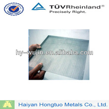 square reinforcing welded wire mesh panel