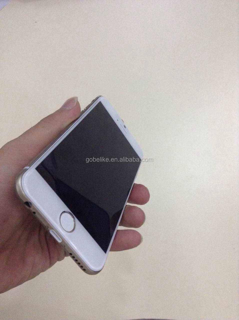2014 new product!!! for iPhone 6 PET screen protector, factory supply!