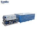 SamBo Transparent Ice Plant Industrial Ice Block Making Machine 10tons/day
