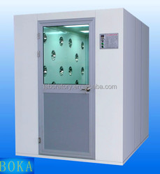 Cheapest Stainless steel Air Shower Price / Air Shower Room With Automatic Door