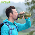 Miniwell water filter bottle
