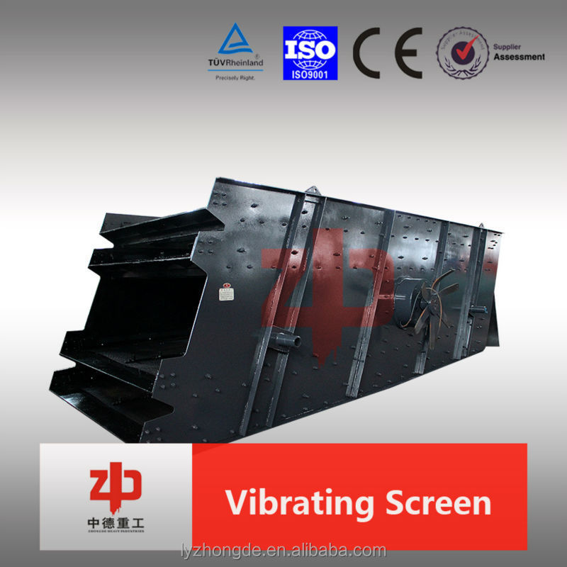 2016 China laptop screens for sale hot vibrating screen machine with stable structure