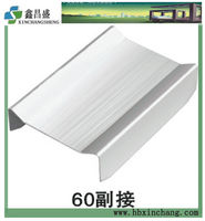 Galvanized steel aluminum parts building material accessory