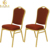 wholesale metal Strong Durable Hotel Furniture Banquet Chair