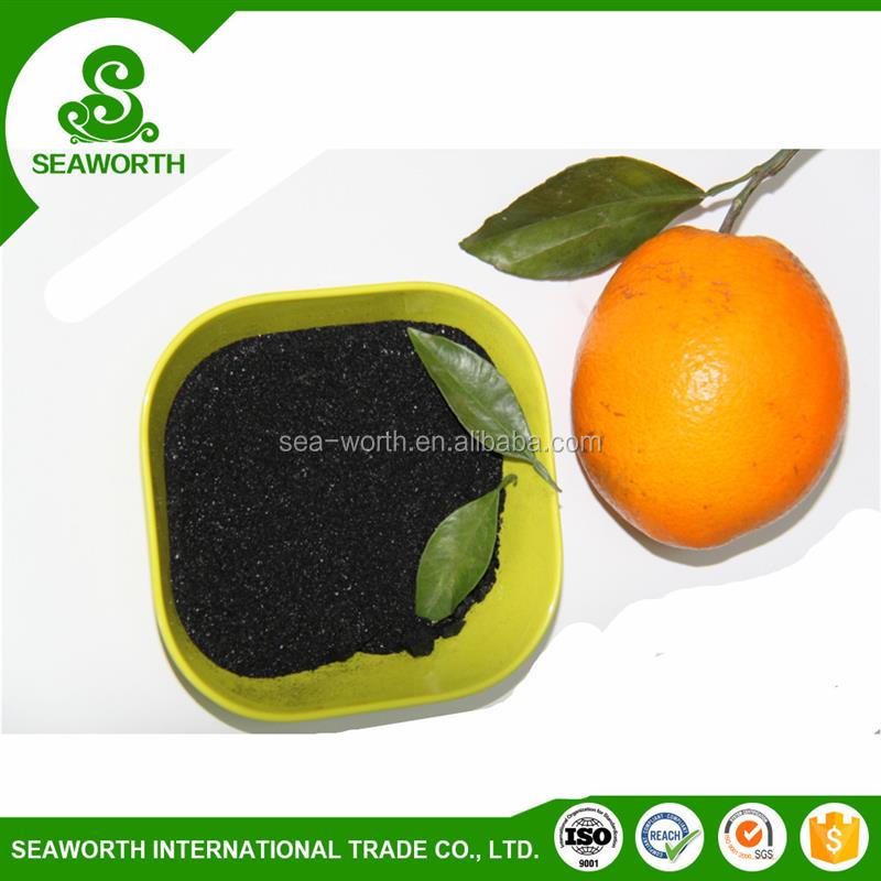 Best sell high quality humic fulvic acid for vegetable