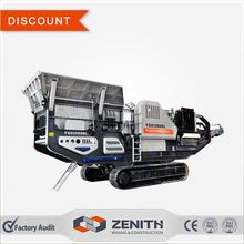 high efficiency mobile concrete crushing plant, stone mobile crusher type 300 400 di indonesia