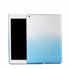 Wolesale cheap price ultra slim soft TPU clear cover tablet case for iPad mini 2 3 4 Air 2 Pro