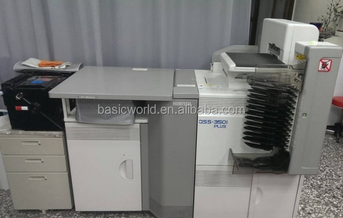 digital minilab noritsu QSS3501 plus qss3501 , reconditioned QSS3501i