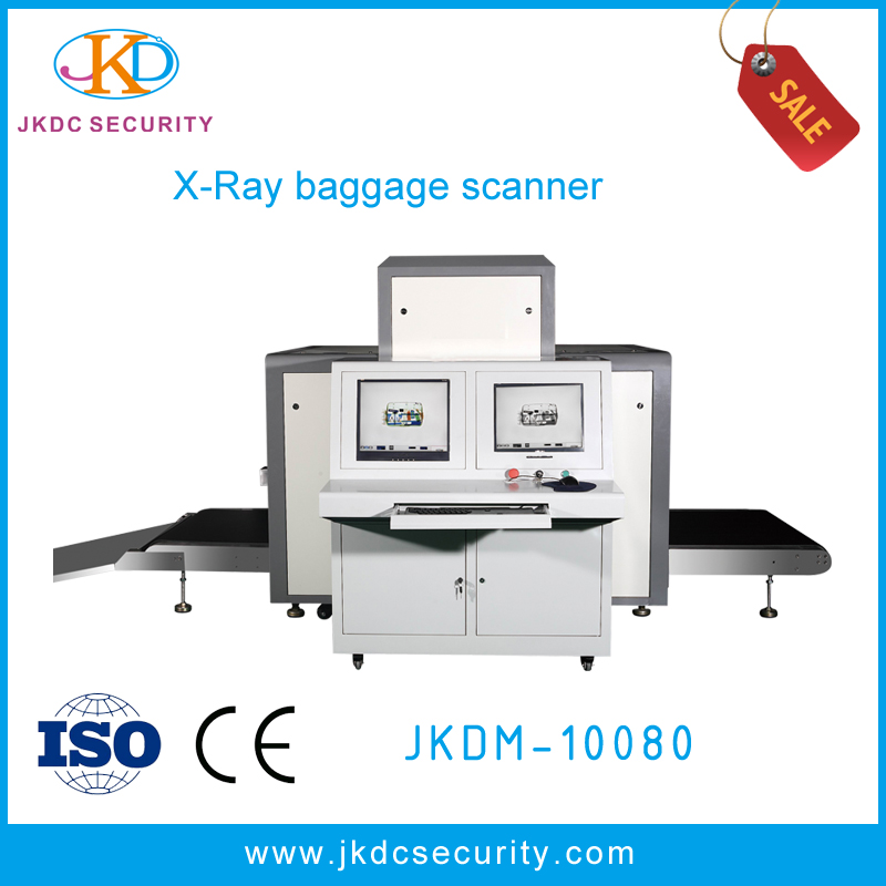 high image processing,colorful display Airport / Subway Explosives Drugs X Ray Luggage Scanner