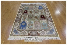 iranian silk carpet islamic wholesale rugs for living room
