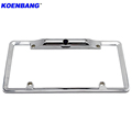 170 Degree High Night Vision Waterpro European license plate frame rear view camera