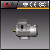 IE2 Series 3 phase 1hp electric motor for cutting machine