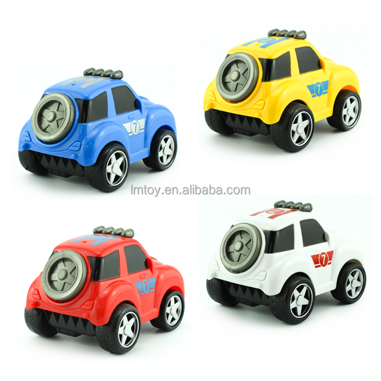 Powerful Friction Jeep Car Toys Without Battery Fast Moving Children Car Toys
