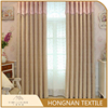 Custom made best selling nice sunshade blackout curtain with lace
