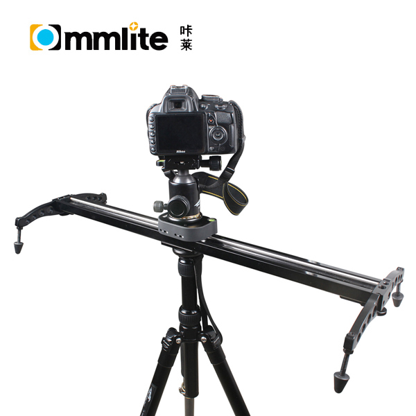 Commlite Ball Bearing DSLR Slider Dolly Video Camera Slider 60CM 24''