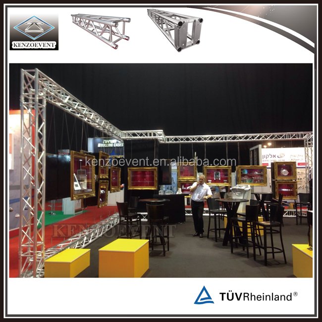 Aluminum Outdoor Trade Show Booth