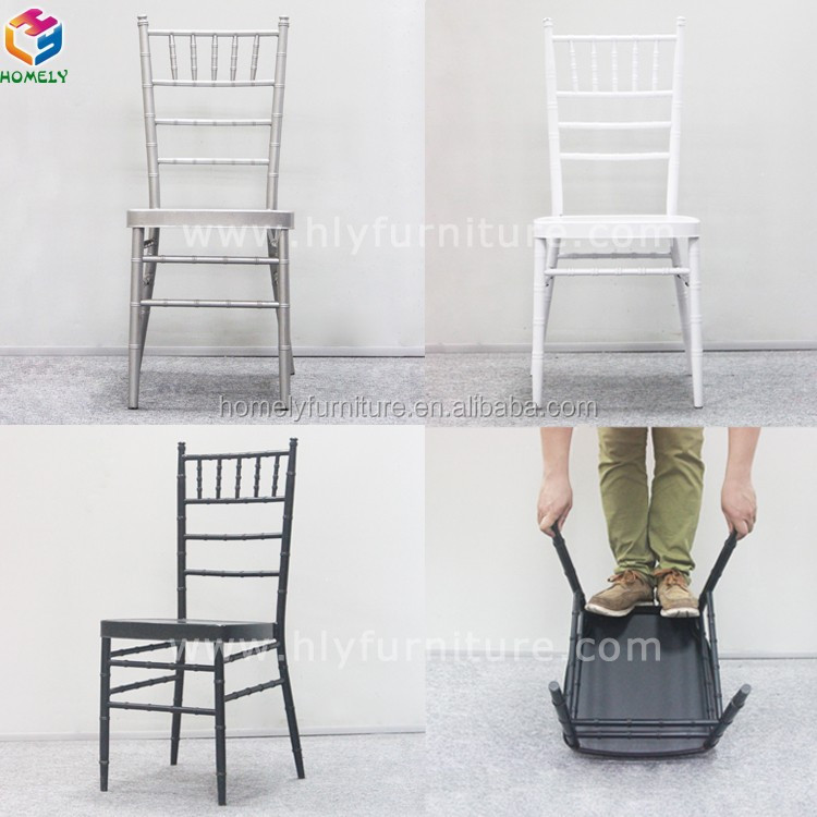 Hot Sale Luxury Fashionable Stackable Napoleon Chair