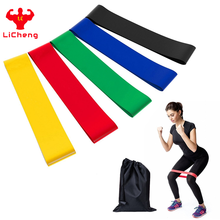 fitness resistance bands exercise loop set eco-friendly