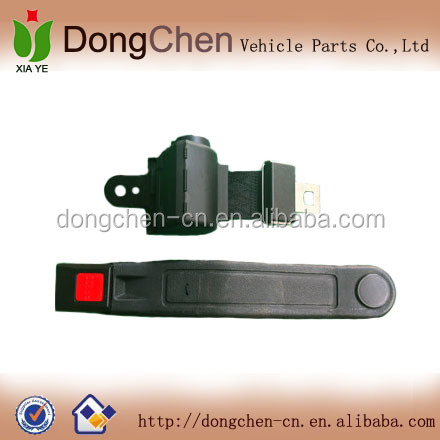 Retractable 2 Points Safety Seat Belt/Two Point Automatically Locking Retractor Belt