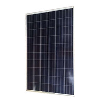 Low price of High Efficiency best per watt solar panels 250w poly with