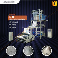 Pe Heating Shrink Film Blowing Machine