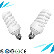 Spiral energy savers fluorescent lamp 45W 105W 65W T8 T6 T4 energy saving light bulb SKD parts with 6000 - 10000 Hours