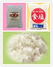 China salt factory crude salt