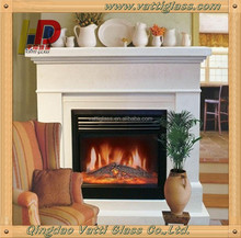 Ceramic Glass For Fireplace Doors,Ceramic Heat-resistant Glass,Glass-Ceramic