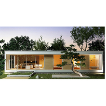 Warm comfortable portble prefabricated container house