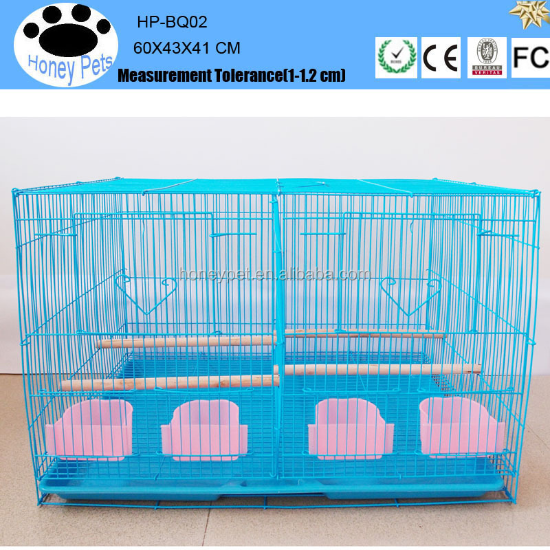 Hot sale canary wire bird breeding cage