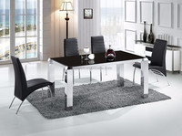 Luxury Glass Dinning Table