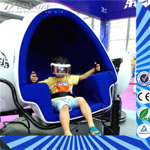 Best price one seat Cinema With Cabin professional Easy high income vr 3d glasses 9d movie system