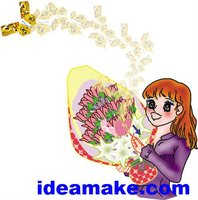 FRESH FLOWER SPECIAL Magic butterfly that flies from cards,letters,books,gifts and flowers