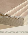 Used plywood sheets