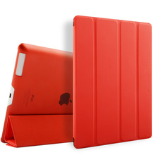 Smart PU leather case for iPad air 2/3/4,for iPad air 2/3/4 case