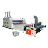 Automatic Flexo Printing Slotting Die-cutting Machine for Corrugated Carton Box Making