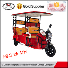 China Factory whoelsale electric passenger Indian tricycle
