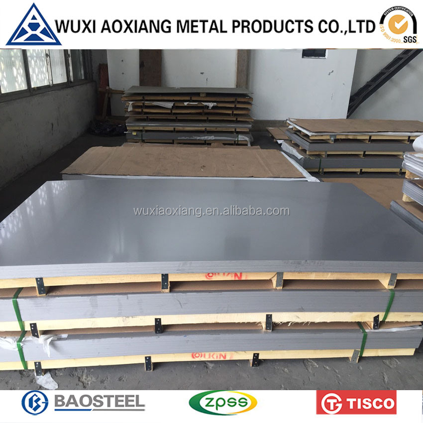 Best Selling Imports AISI Cold Rolled 2B 316 Stainless Steel Sheet Made In China