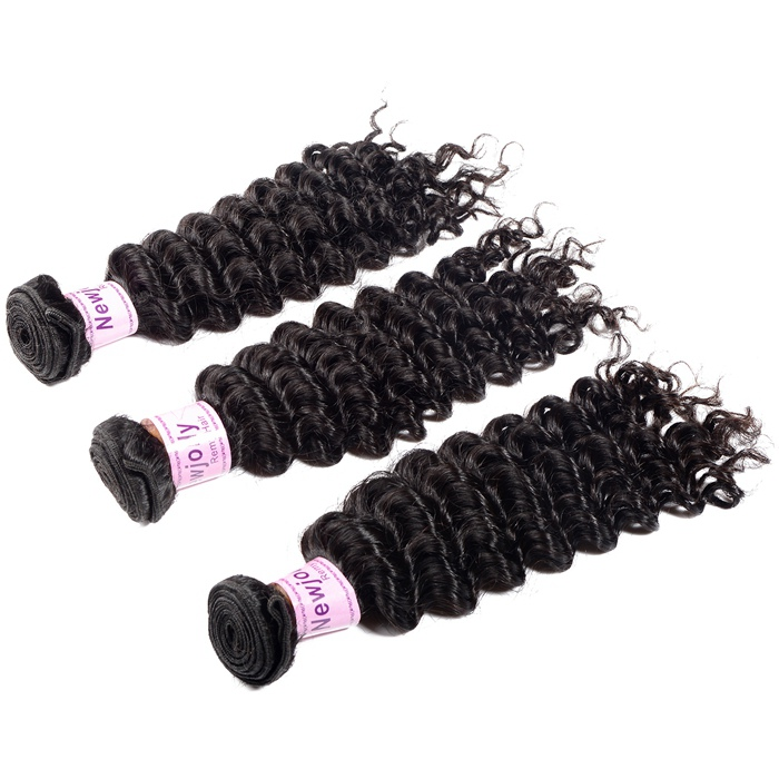 Top grade black colors curly fusion hair extensions 100% unprocessed grade aaaa mongolian curly hair bundles
