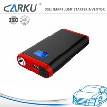 car jump starter power bank 8000mah LCD car battery charger