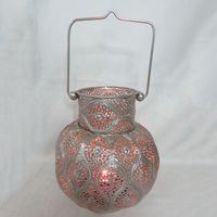 Custom Printed Crafts Floor Standing Chandelier Candle Holder