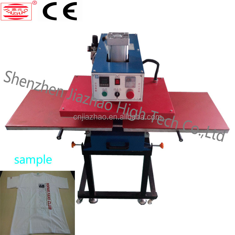 Multifunction t shirt printing machines for sale flatbed shirt heat press machine