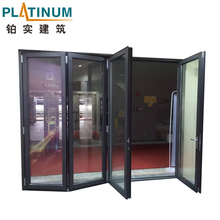 Hot Sale Temperature Resistant Large House Glass Doors