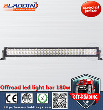 AUTO lighting 180w Off Road Led driving lights Bar 30inch proof led light bar