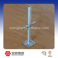 scaffolding adjustable screw base jack