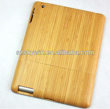 Newest case bamboo wood hot for ipad mini 2 bamboo covers
