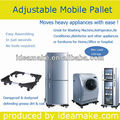 Mobile Pallet for whirlpool washing machine accessories