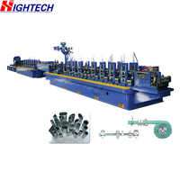 Automatic Stainless Steel High Frequency Welded Pipe Making Machine Price